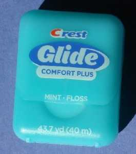 Dental Floss - For Dazzling White Teeth