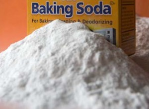 Homemade Teeth Whitening using Baking Soda