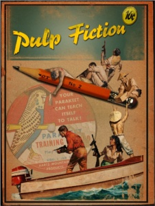 Pulp Fiction No.9