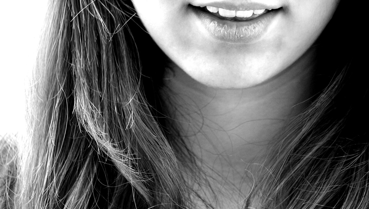 Smile,Laugh,Girl,Teeth, Mouth,Chin